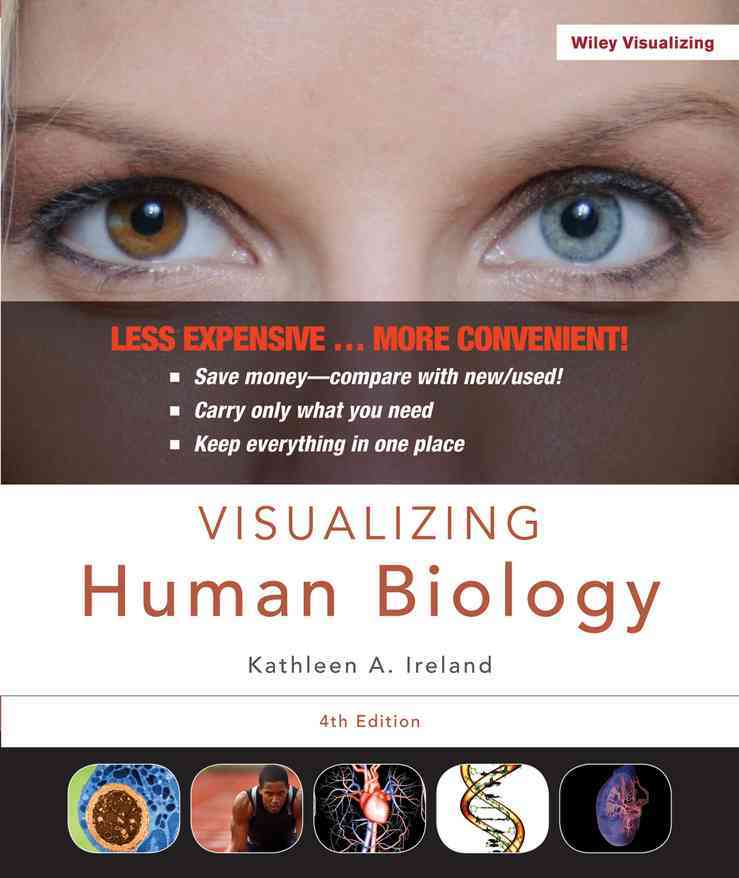 Visualizing Human Biology By Ireland, Kathleen A.