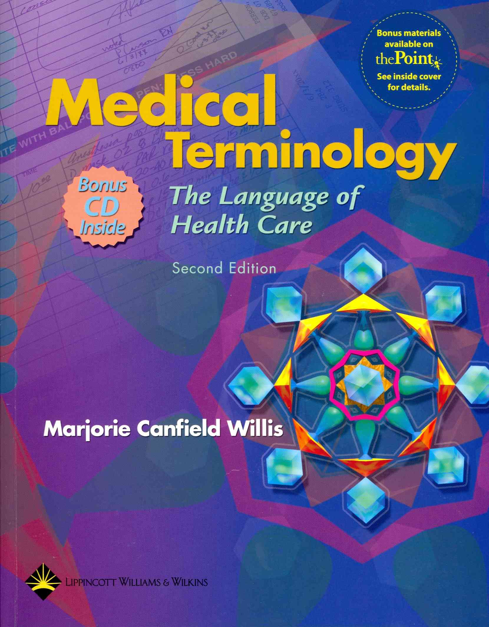 Medical Terminology / Medical Dictionary for the Health Professionals and Nursing By Willis, Marjorie Canfield